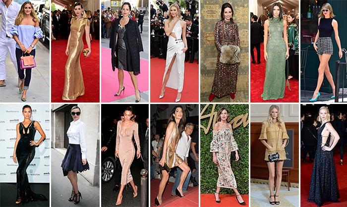 Esta semana en ¡HOLA!, la lista de las mujeres más elegantes del mundo 2015. ¿Quiénes son?