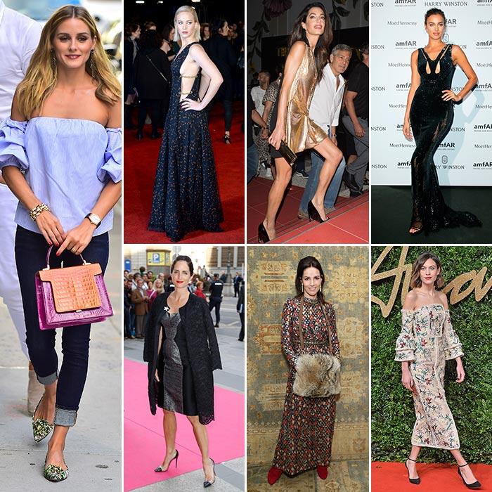 Esta Semana En Hola La Lista De Las Mujeres Más Elegantes Del
