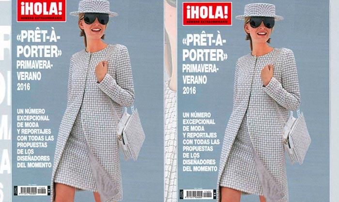Ya está a la venta el número especial de ¡HOLA! 'prêt-à-porter' primavera-verano 2016