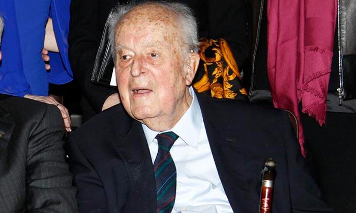 Fallece Enrique Loewe Knappe, nieto del fundador de la firma Loewe