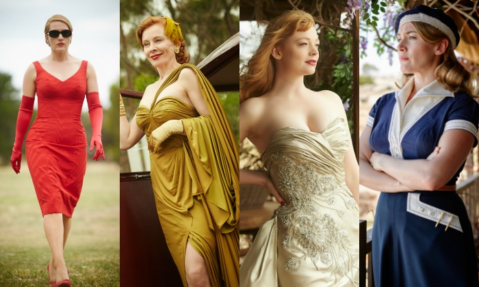 Kate Winslet es la nueva 'femme fatale' del cine