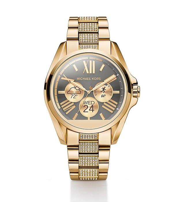 Tic, tac, tic, tac… Olvídate del pasado, Michael Kors presenta su nuevo 'smartwatch'
