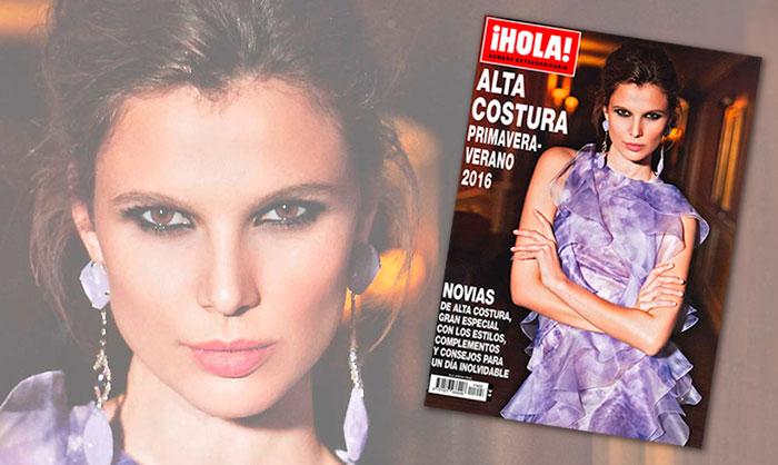 Ya está a la venta el especial ¡HOLA! Alta Costura primavera-verano 2016