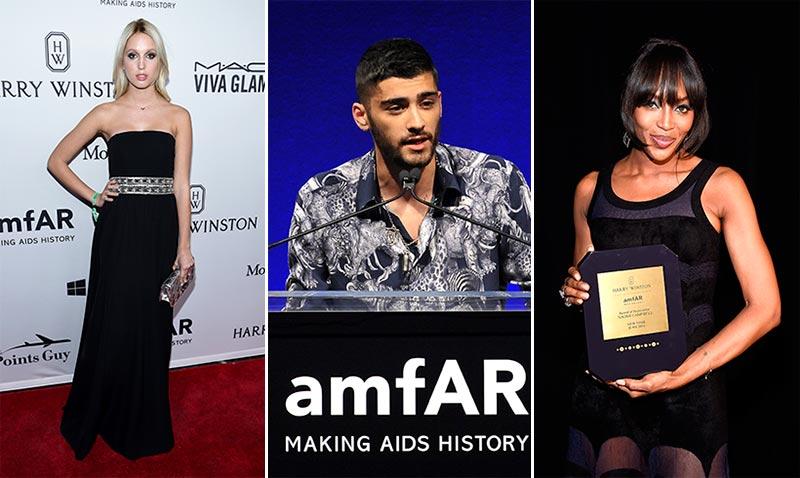 Olympia de Grecia, Naomi Campbell y Zayn Malik... ¿Qué hacen juntos de fiesta por Nueva York?