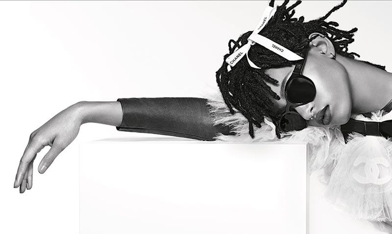 Willow Smith, protagonista de la nueva campaña de Chanel