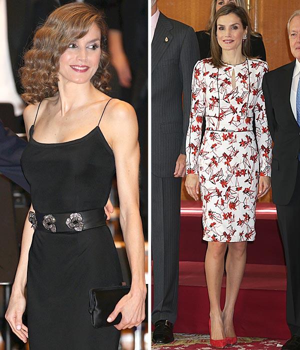El look de Letizia en los Premios Princesa de Asturias