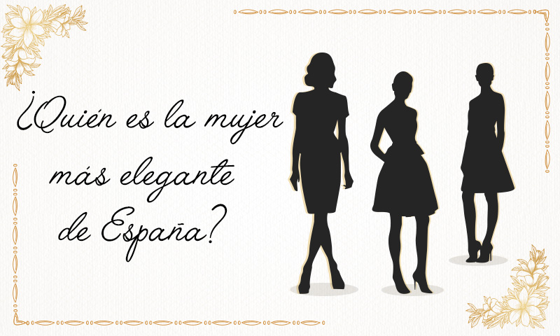 La revista ¡HOLA! publica la lista de las mujeres más elegantes de 2016 en España