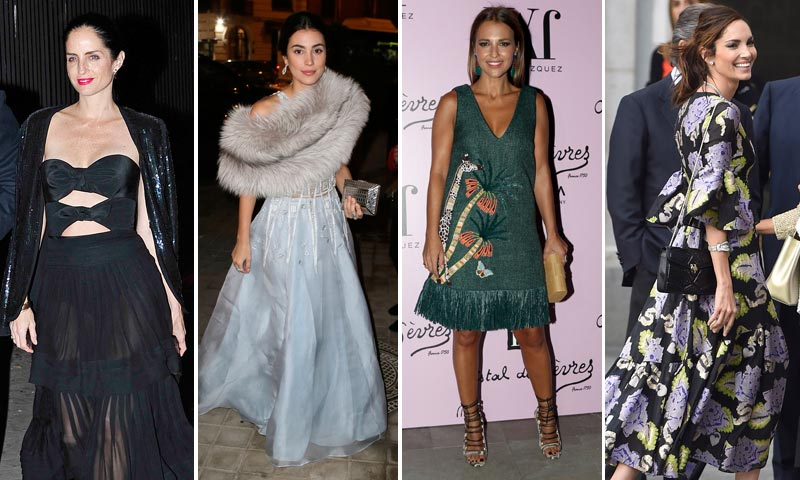 La revista hola desvela la lista de mujeres m s elegantes de espa a durante 2016 - Casas de famosos en espana ...