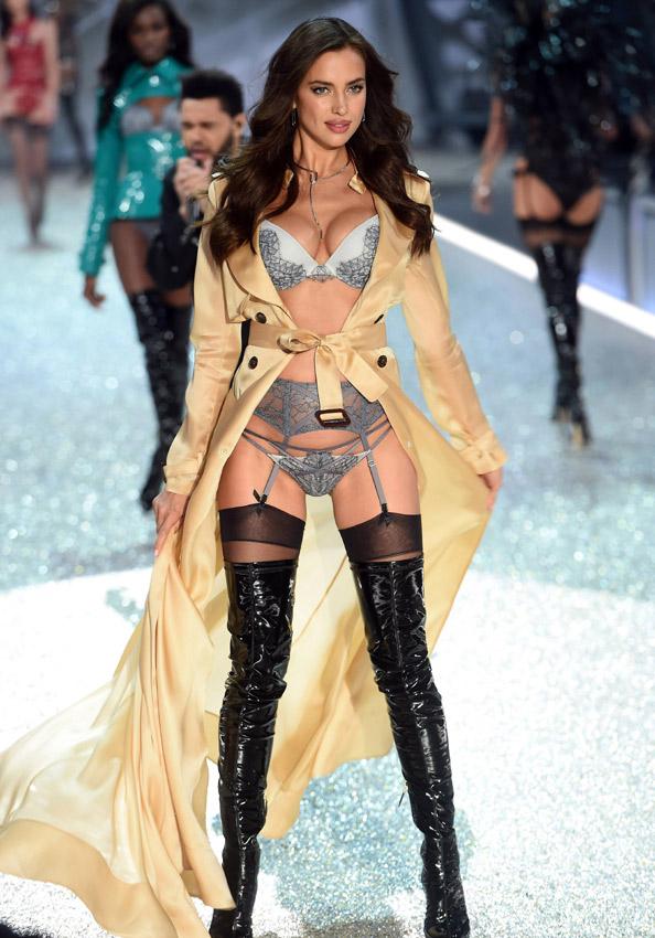 Irina Shayk Fashion Spot
