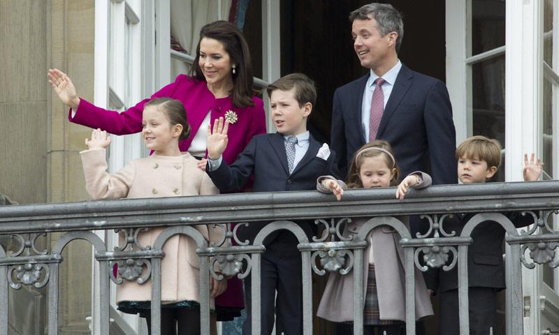 En ¡HOLA!: Entrevista con la princesa Mary, futura Reina de Dinamarca