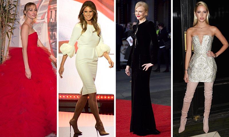 ¿Quién ha sido la mujer más elegante 'internacional' en 2016? ¡Participa en nuestra votación!