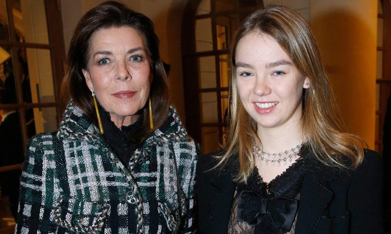 Alejandra de Hannover, tras los pasos 'fashion' de su madre