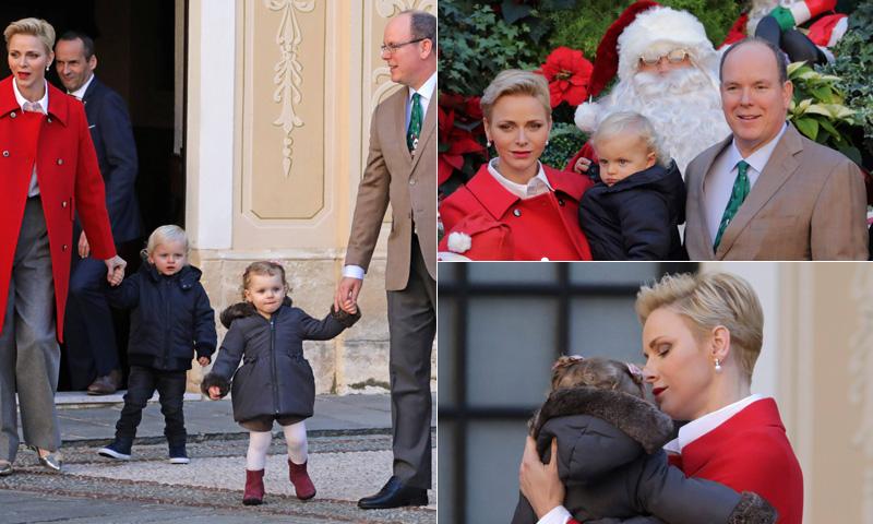 Gabriella de Mónaco vuelve a dejar al príncipe Jacques 'solo ante el peligro'