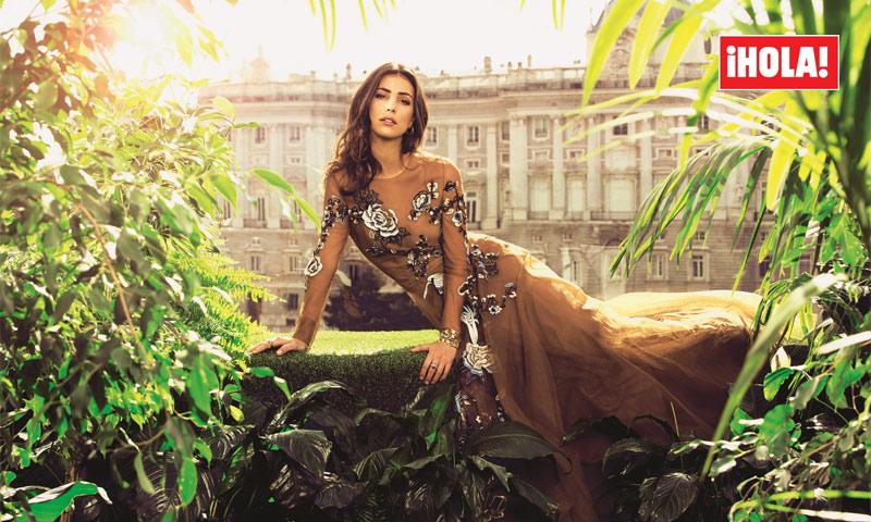 'Making of': Alessandra de Osma, una princesa de la elegancia en ¡HOLA!