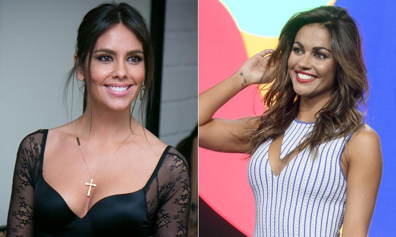 Cristina Pedroche y Lara Álvarez, las diferencias de sus vestidos de Nochevieja