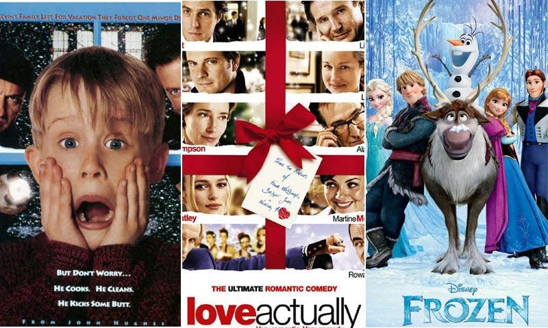 ¿Planes en casa? Estas son las películas que no pueden faltar en Navidad