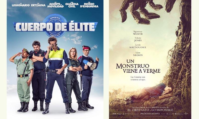 ¿Cuáles son las películas que han triunfado en taquilla en este 2016?