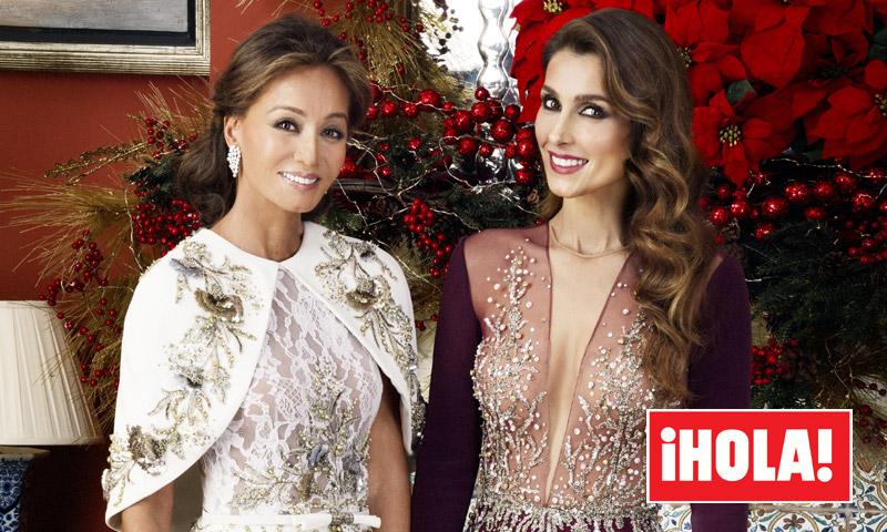 Isabel Preysler y Paloma Cuevas, duelo de elegancia en una imagen inédita