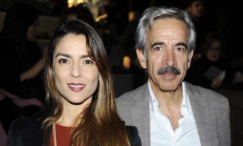 Exclusiva en ¡HOLA!, el esperado reencuentro de Imanol Arias e Irene Meritxell