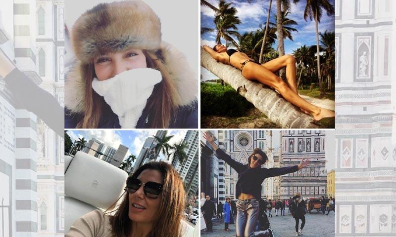 Miami, Londres, Punta Cana, Aspen… Mar Flores, una auténtica trotamundos