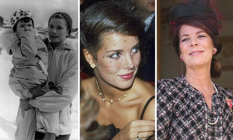 Carolina de Mónaco, Reina de la moda