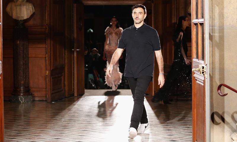 Riccardo Tisci dice adiós a Givenchy: 12 años de éxitos que llegan a su fin