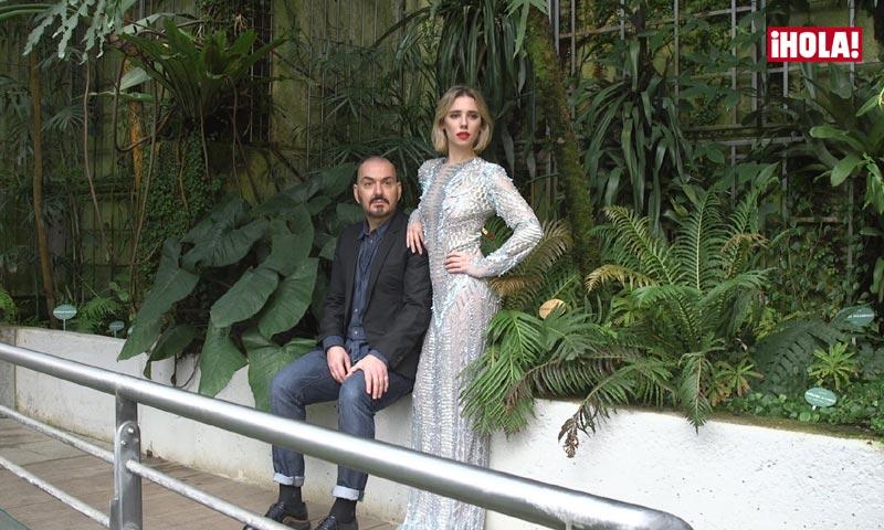 En ¡HOLA!: Lulu Figueroa, una aristócrata en la corte de la moda
