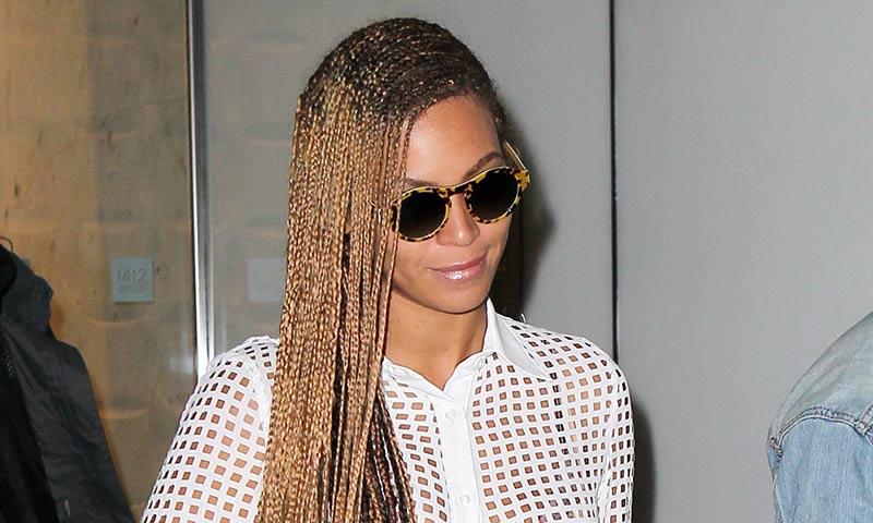 Beyoncé en Coachella: Una 'novia' premamá muy setentera