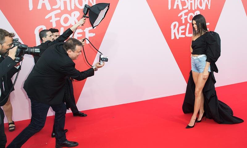 La rebelde y personal forma de Kendall Jenner para demostrar que sí es 'sexy'