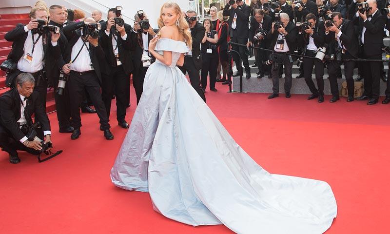 ¿Y si las princesas Disney estuvieran en Cannes?