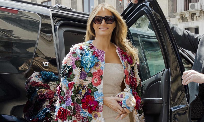 ¿Deberían ser las primeras damas más austeras con sus gastos en moda?