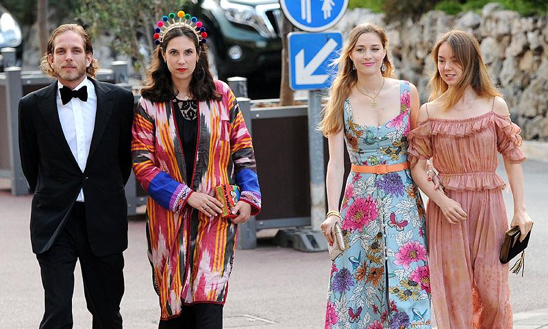 Tatiana Santo Domingo sorprende con su tiara 'hippy chic', ¿marcará tendencia en las cortes europeas?