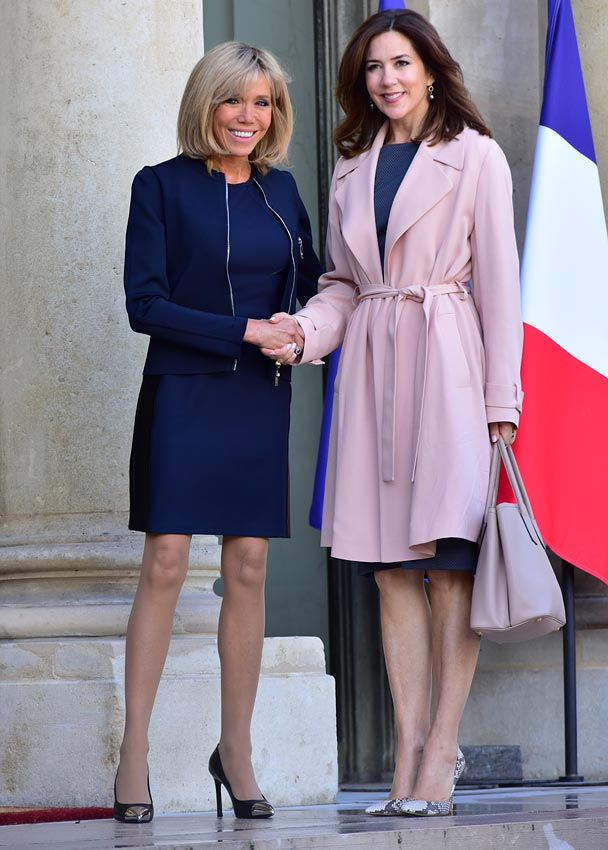 Macron brigitte marie-claude How Emmanuel