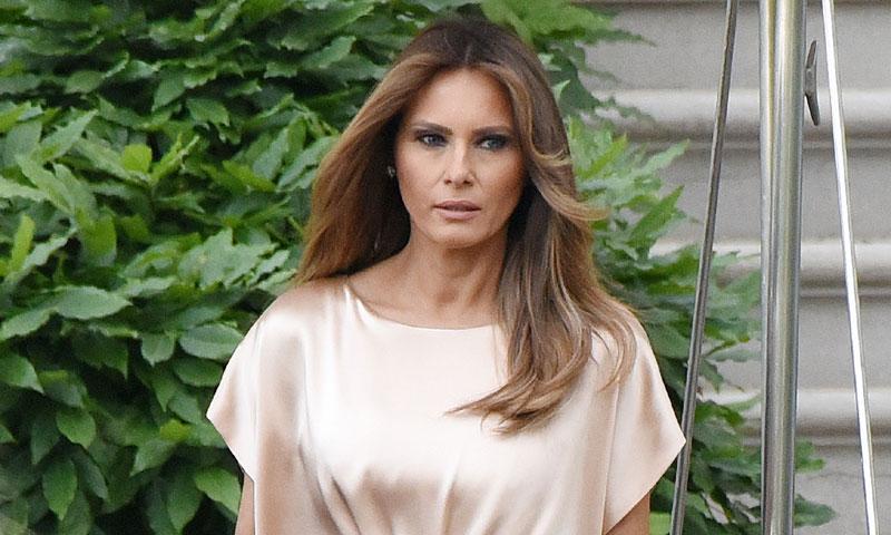 ¿Ha roto Melania Trump su idilio con su diseñador de cabecera?
