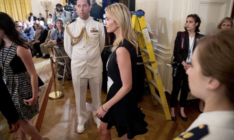El vestido viral de Ivanka Trump se puede conseguir por menos de 10 euros