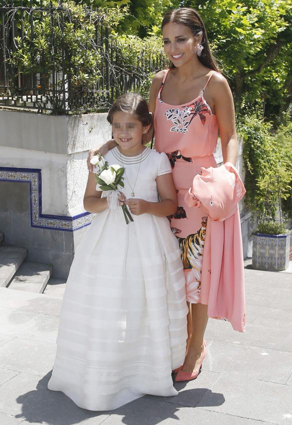 Vestidos mama comunion