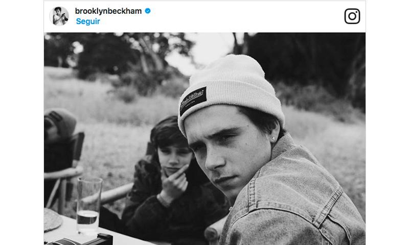 'What I see', el primer libro fotográfico de Brooklyn Beckham, 'incendia' las redes sociales