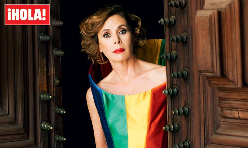 En ¡HOLA!, Ágatha Ruiz de la Prada recuerda su ruptura: 'Me trajo el desayuno a mi dormitorio y me dijo que quería separarse'