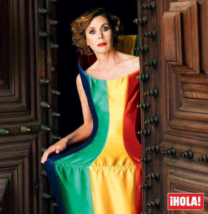 2a101a729713 En ¡HOLA!, Ágatha Ruiz de la Prada recuerda su ruptura: 'Me trajo el ...