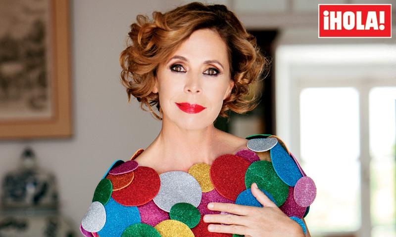 En ¡HOLA!, Ágatha Ruiz de la Prada, una mujer nueva tras ...