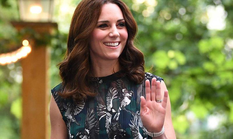 La Duquesa de Cambridge recupera uno de los brazaletes preferidos de Lady Di