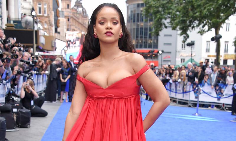 El motivo por el que Rihanna acaba de ser 'coronada' como princesa de la moda