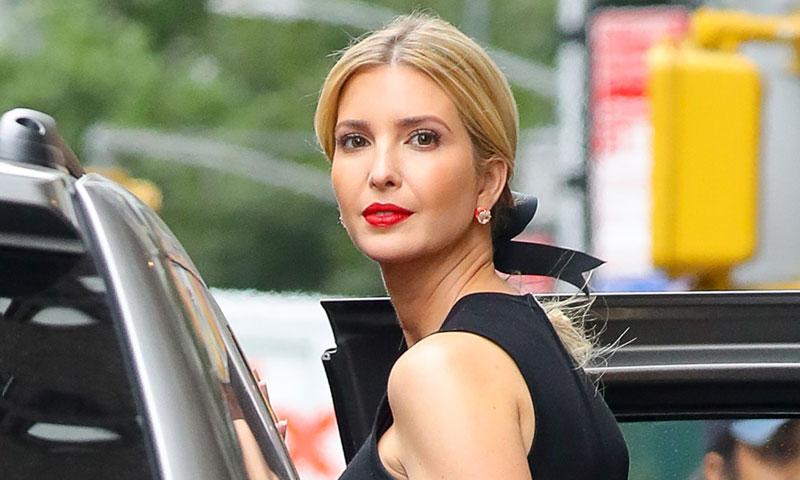 Los trucos de las 'influencers' con los que Ivanka Trump realza su último look