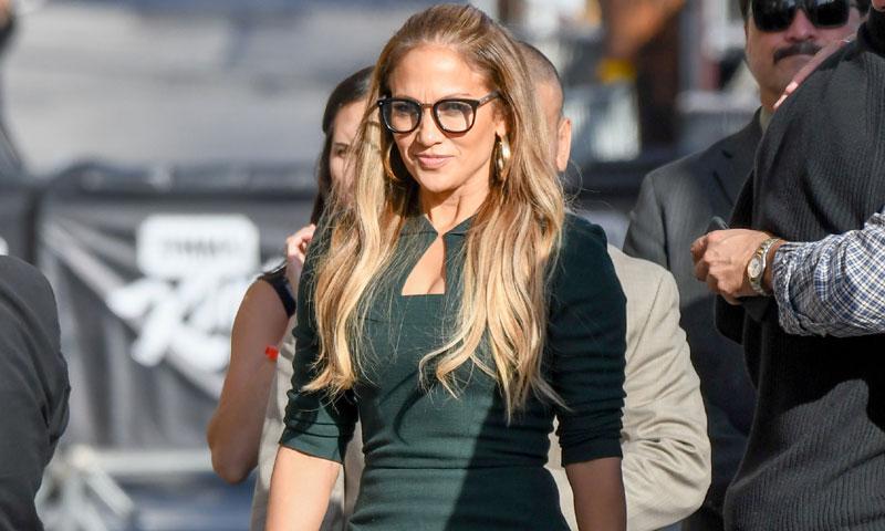 Jennifer López recupera diez años después su vestido favorito para ...