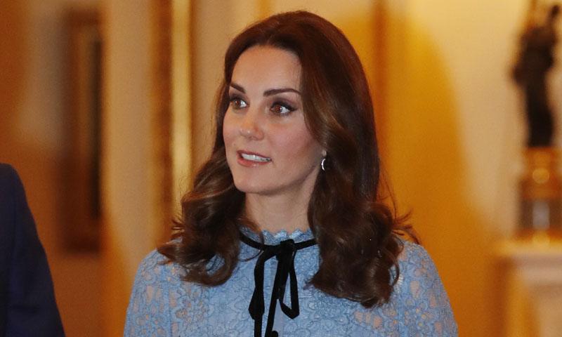 El primer estilismo de embarazada de la Duquesa de Cambridge es justo lo que esperábamos