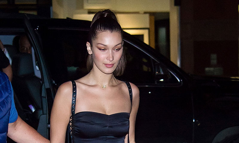 ¿Quién llevó hace catorce años el vestido de Bella Hadid?