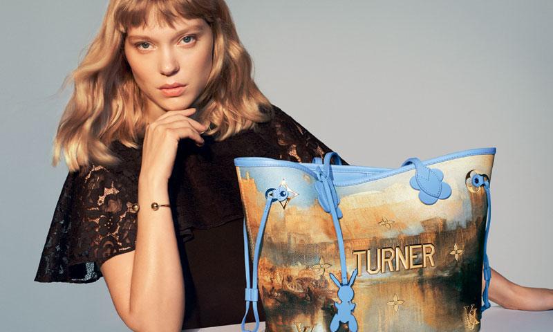 Los 6 diseños de Jeff Koons para Louis Vuitton: cuando coleccionar bolsos se convirtió en un arte