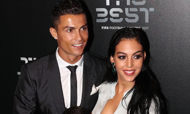 El vestido español de Georgina Rodriguez y otros looks premamá de las WAG más mediáticas