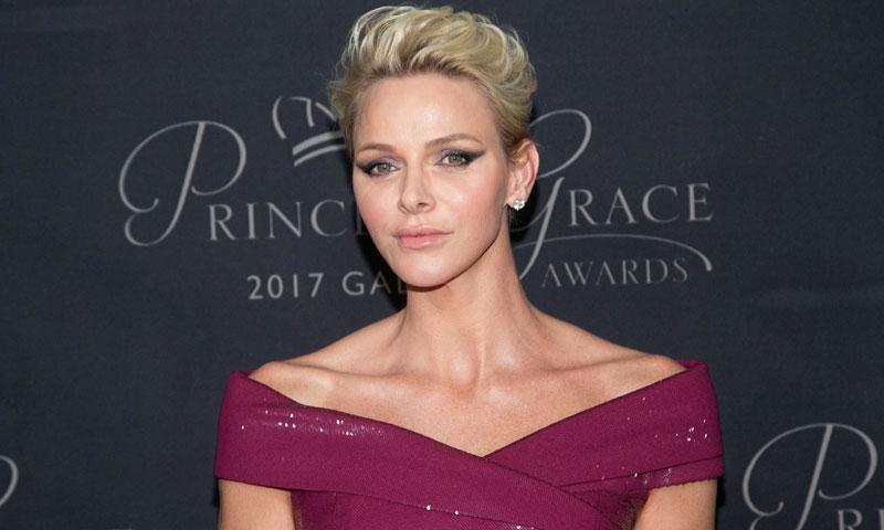 ¿Estamos ante la nueva imagen de la princesa Charlene de Mónaco?