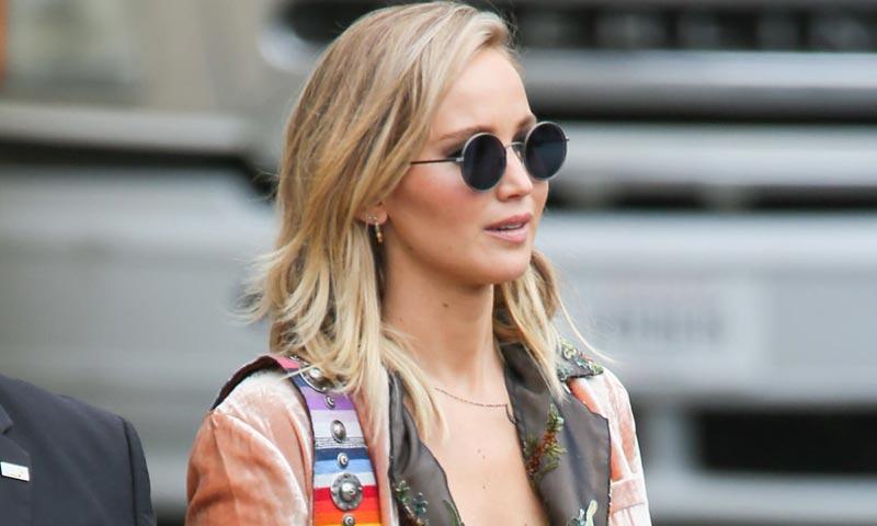 ¿Por qué razón Jennifer Lawrence se ha convertido en icono de estilo?